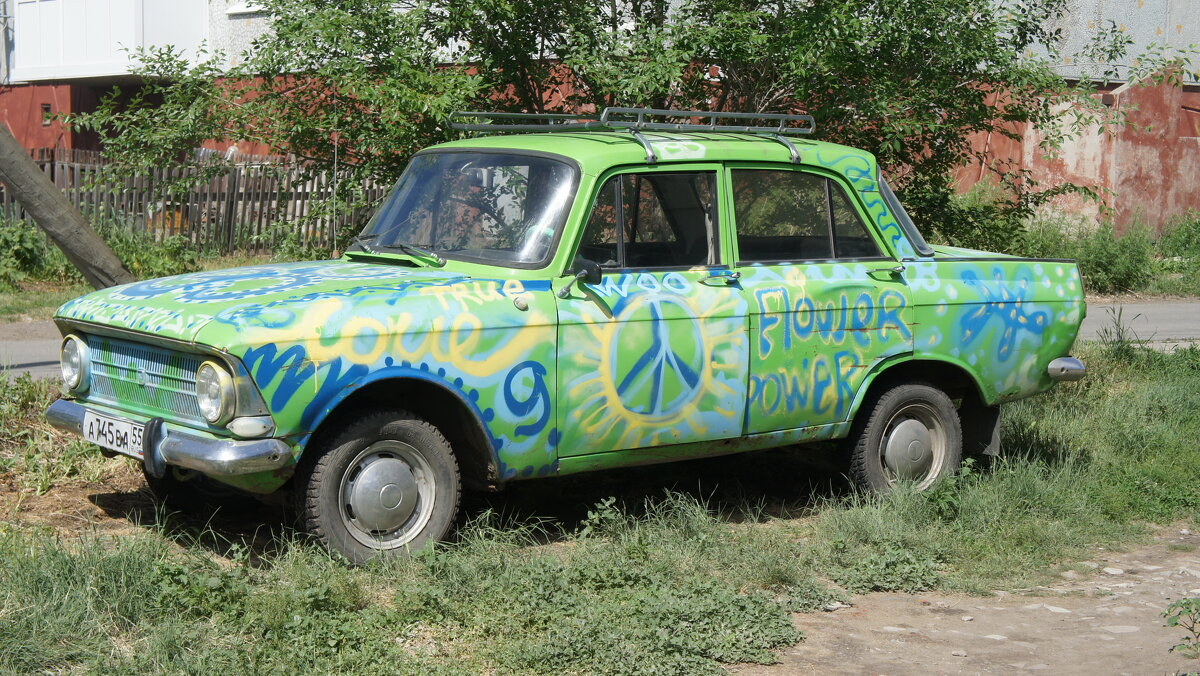 Москвич-412. - сергей