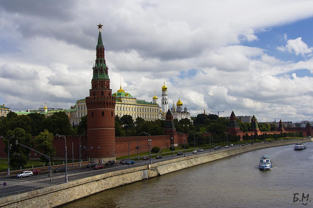 Москва - Михаил Борисов