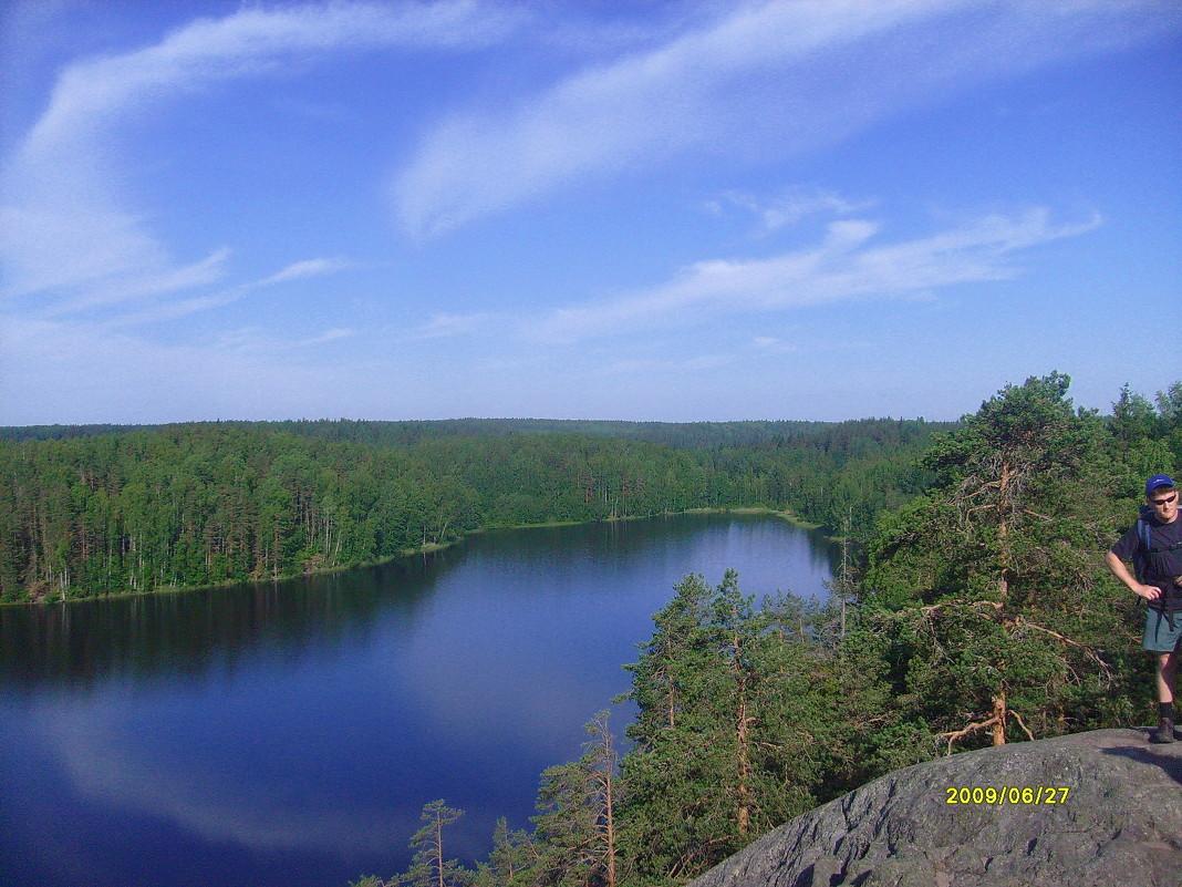 Озеро Карелии-2 - &Любовь& &~&
