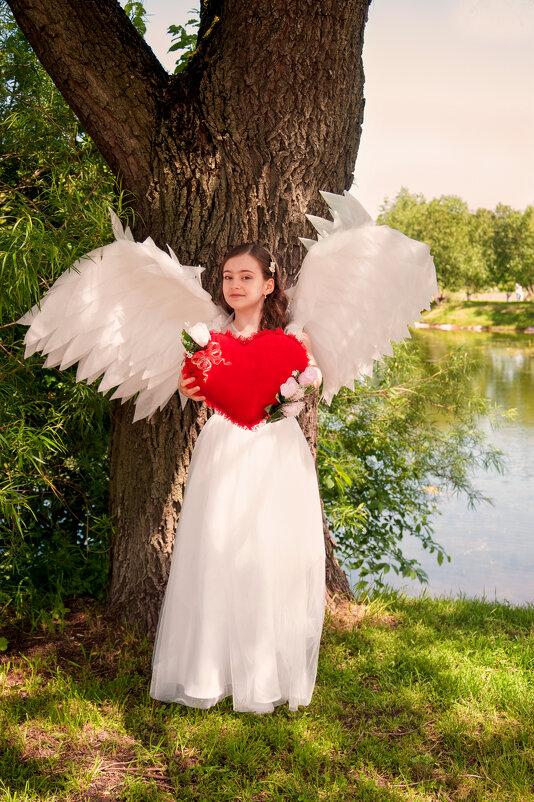 Сердце ангела - Филипп Махов