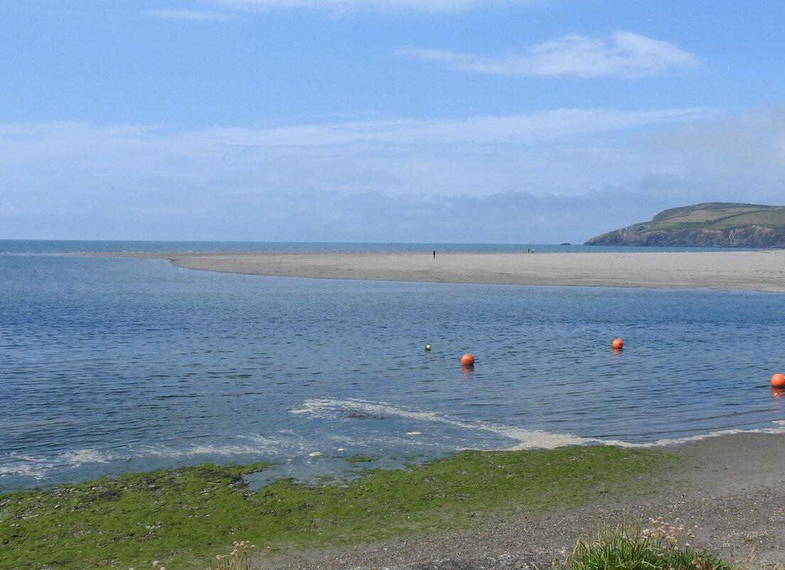 Там где река Неверн в море впадает - Natalia Harries