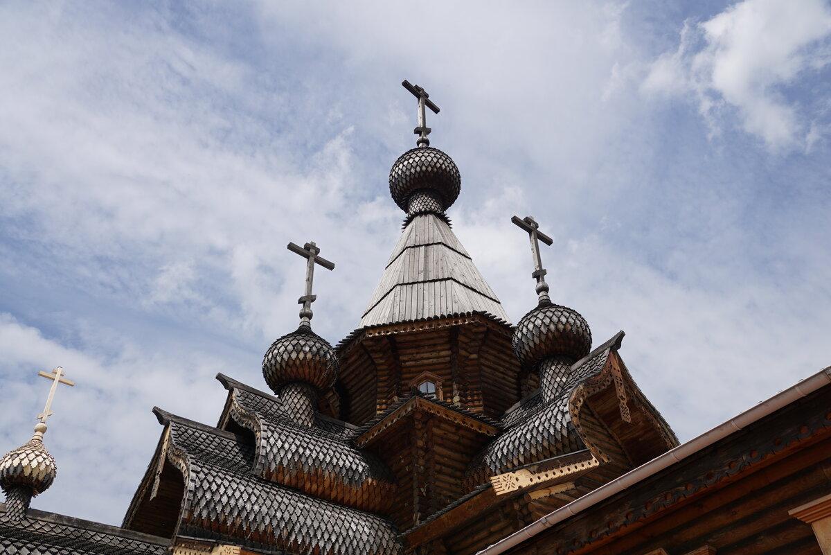Церковь Иоана Воина - Наталия Григорьева