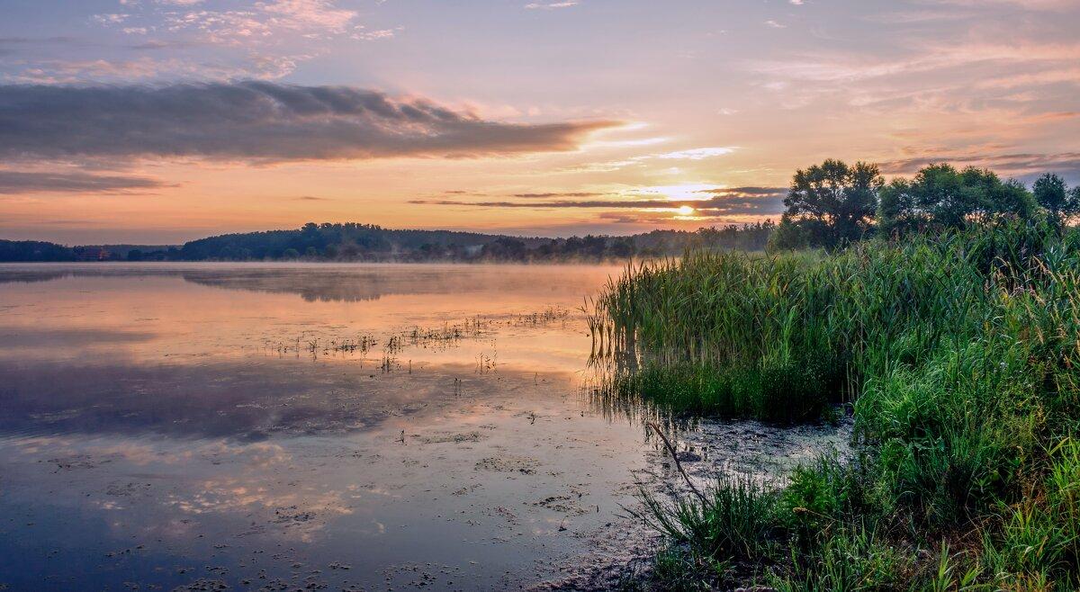 Рассвет на Медвежьих озерах - Валерий Иванович