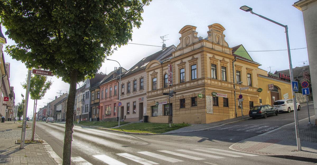 Город  Тршебич, Чехия - leo yagonen