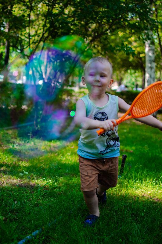 Беззаботное детство - Наталья Татьянина