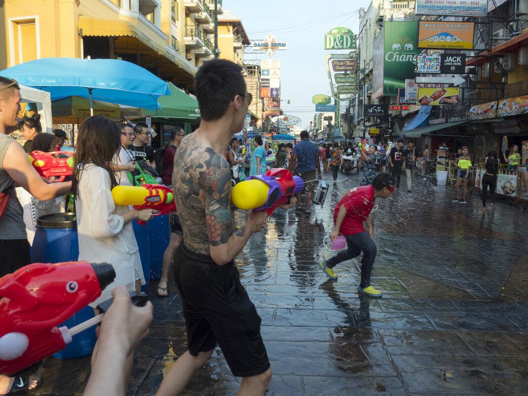 2019, Таиланд, Бангкок - Владимир Шибинский
