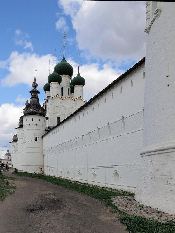 Белый город (Ростовский кремль) - Евгений Седов