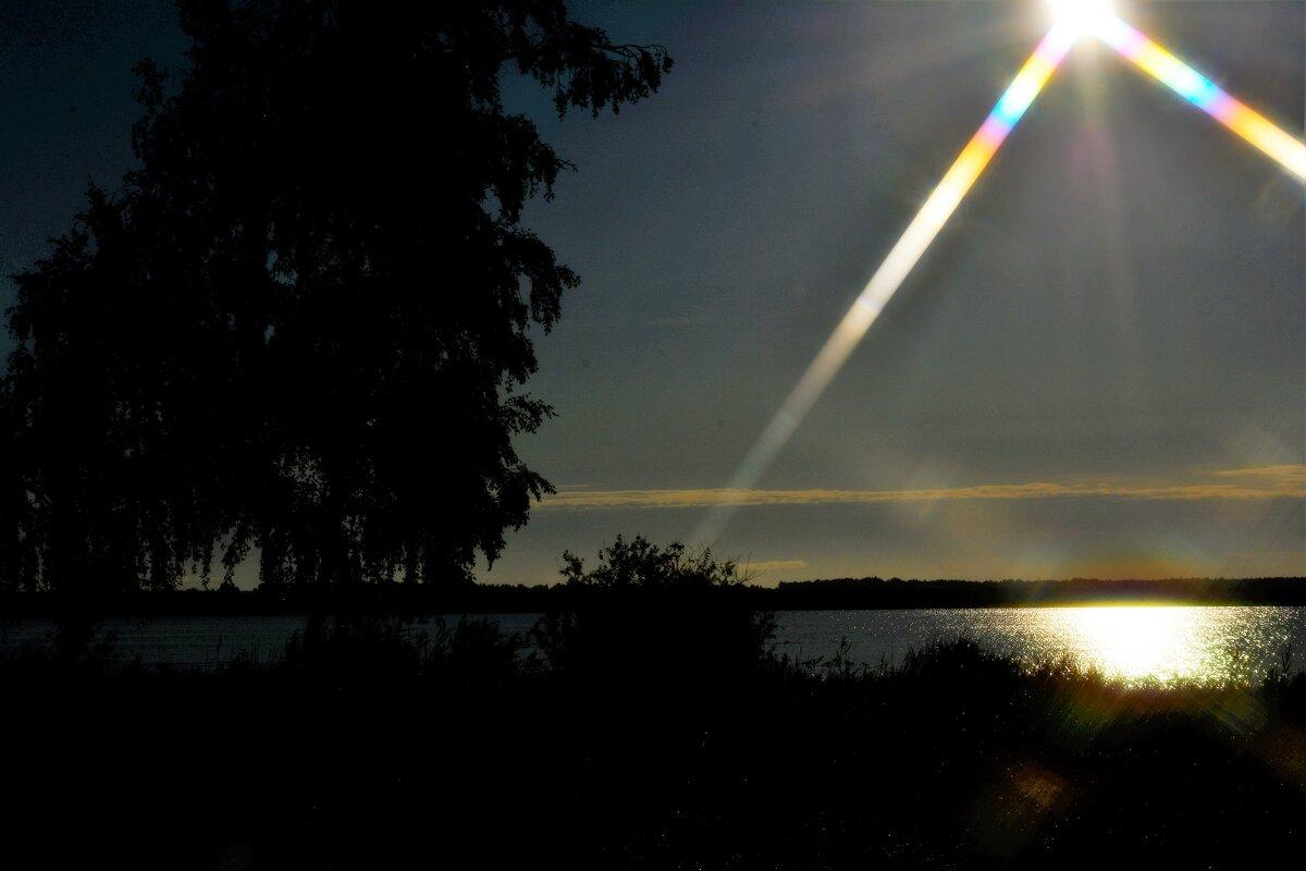 Озеро Сульфатное (Шамиля). Восход солнца 2. - Евгений Роньжин