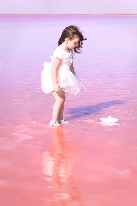 Розовое настроение - юлия