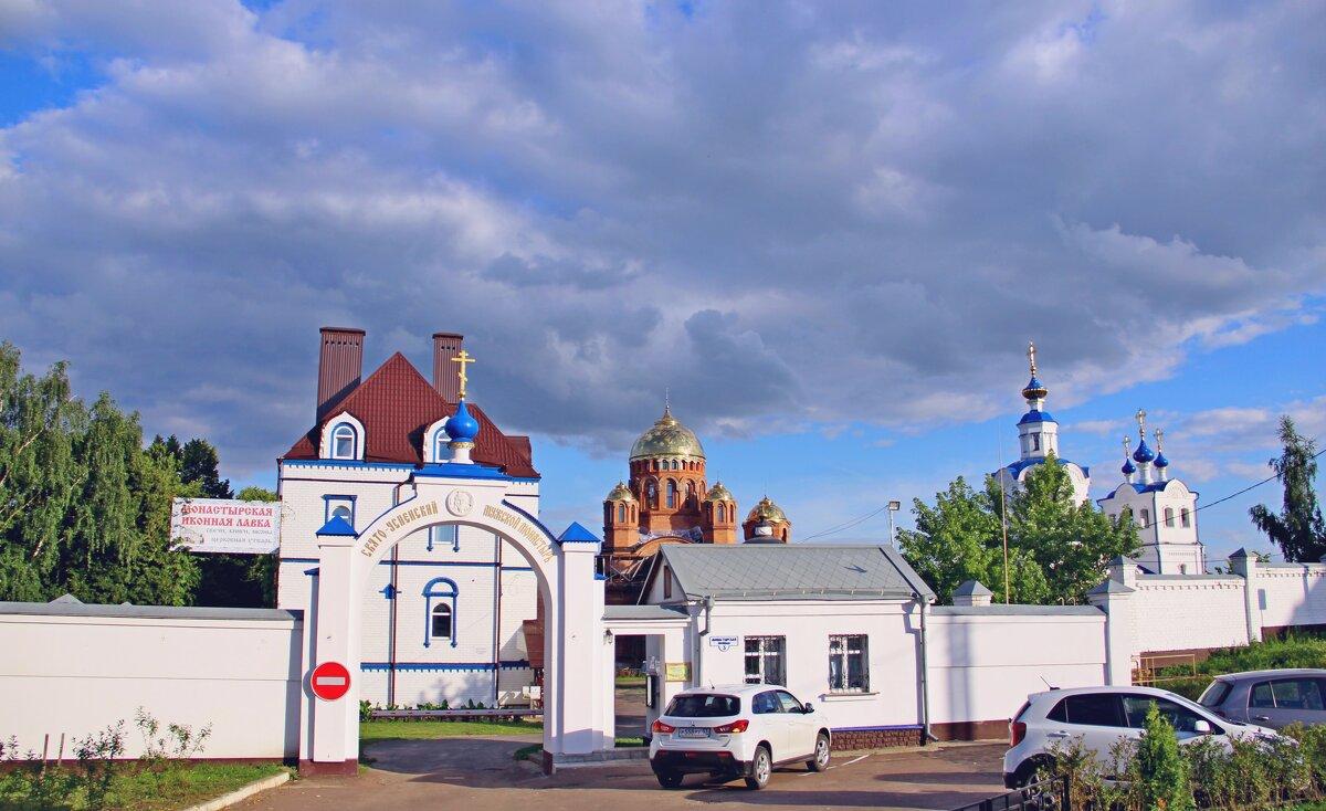Свято-Успенский мужской монастырь. - Борис Митрохин