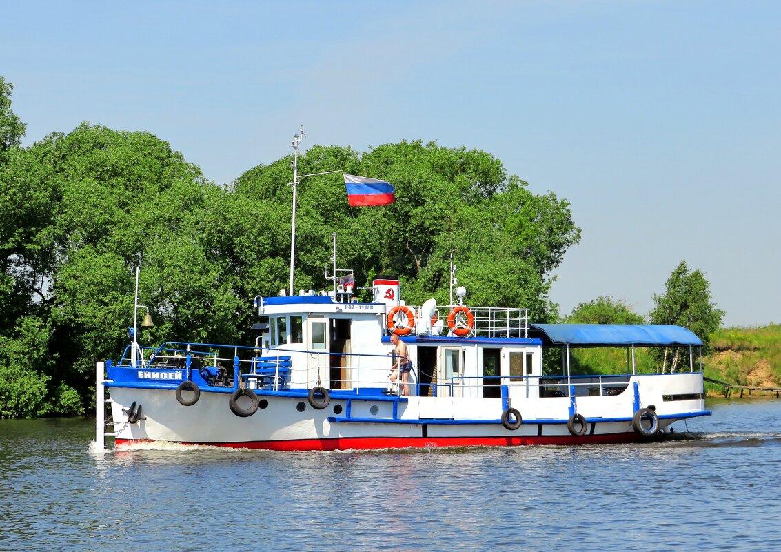 Плывя по реке - Андрей Снегерёв