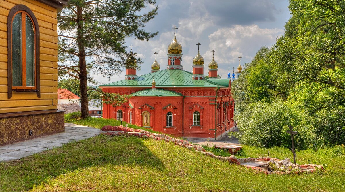 Храм Макария Жабынского - Константин