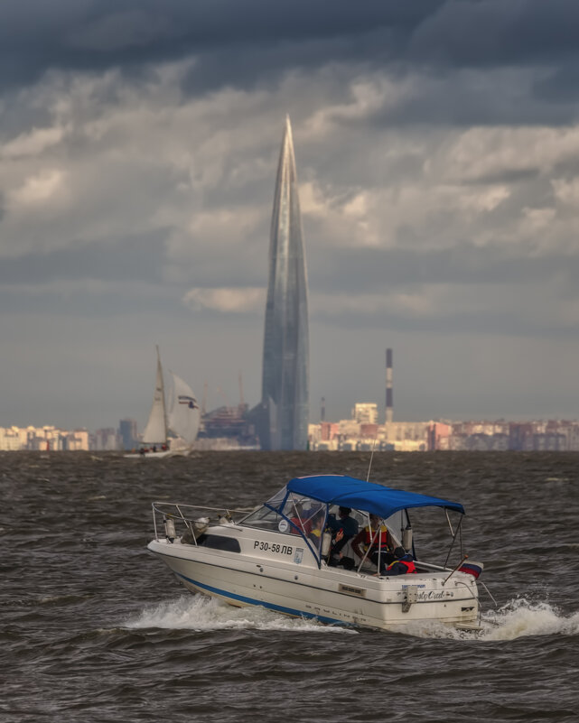 Про Питер - Владимир Колесников