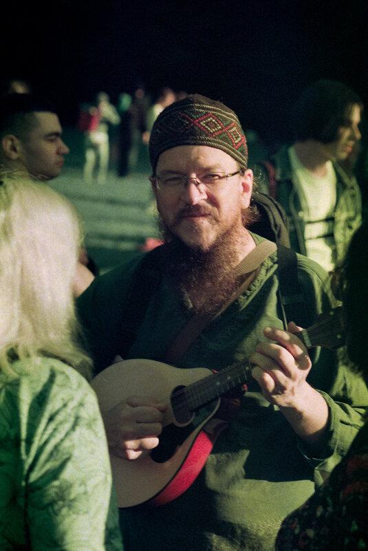 Лица июльского Хиппятника 2020 - Andrew Barkhatov