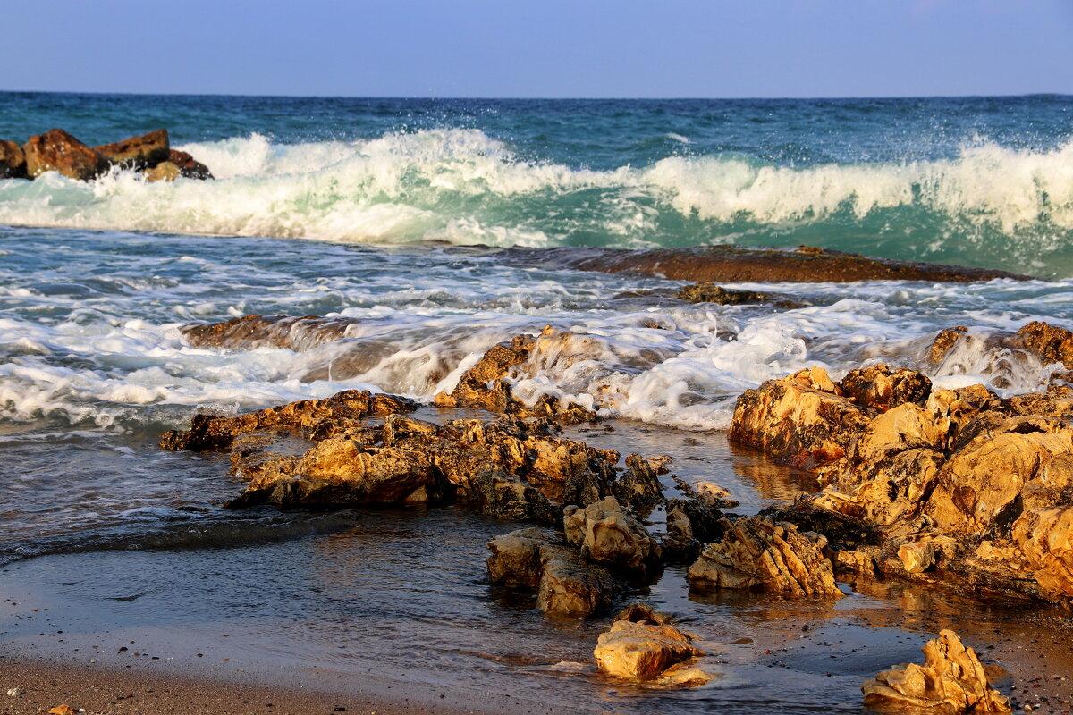 Критские берега... - Любовь С.