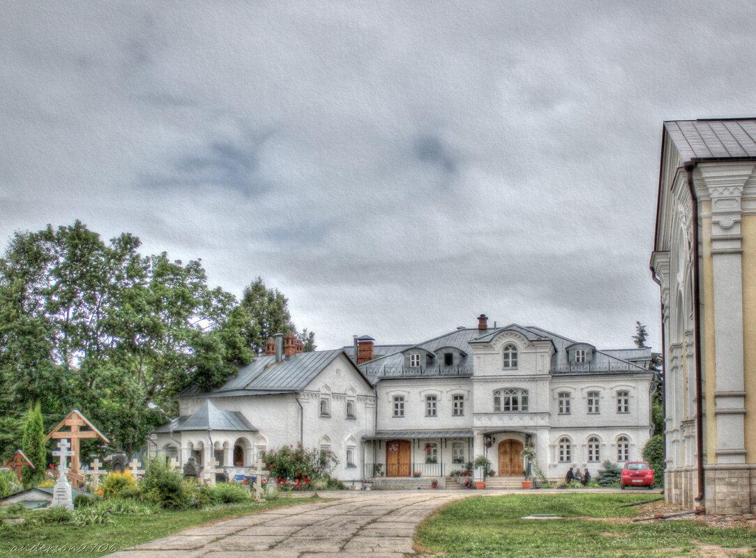Свято-Благовещенский Киржачский женский монастырь - anderson2706