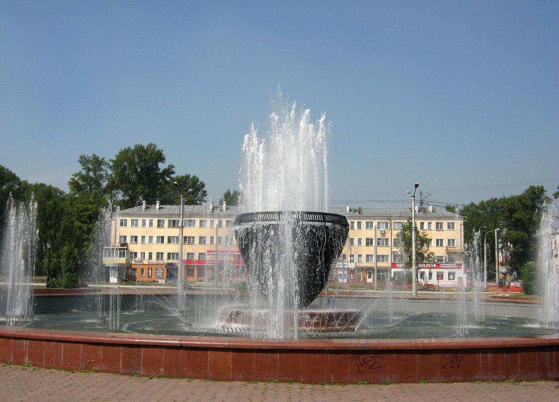 Фонтан - Радмир Арсеньев