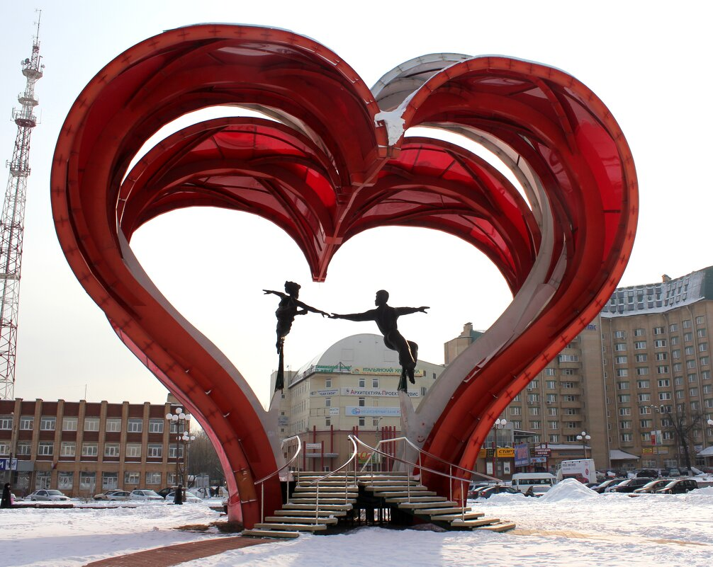 Памятник любви - Валерий
