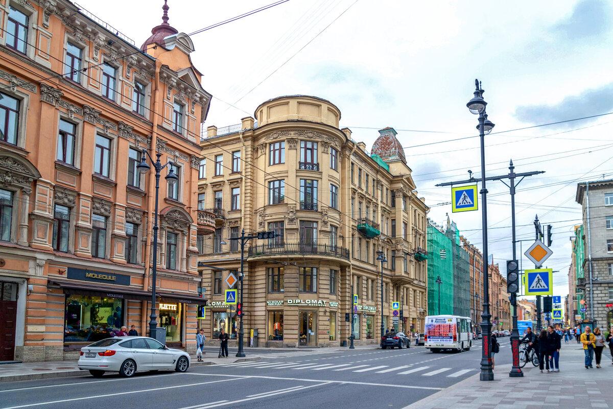 ПС  Большой проспект - Виктор Орехов