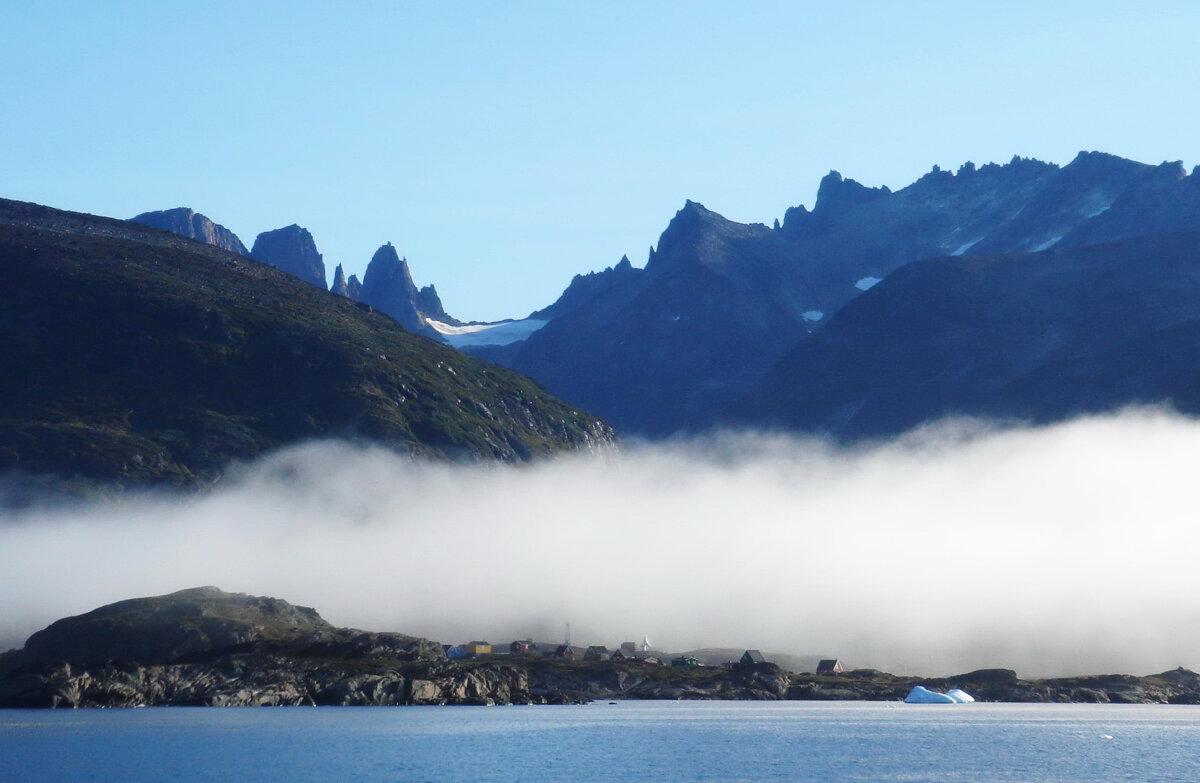 Тумана северной природы. - игорь кио