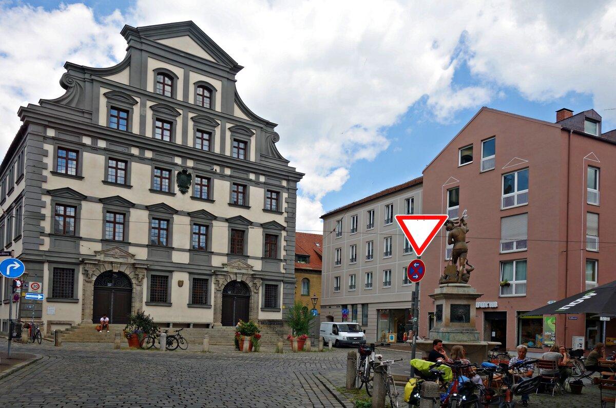Augsburg... - Galina Dzubina
