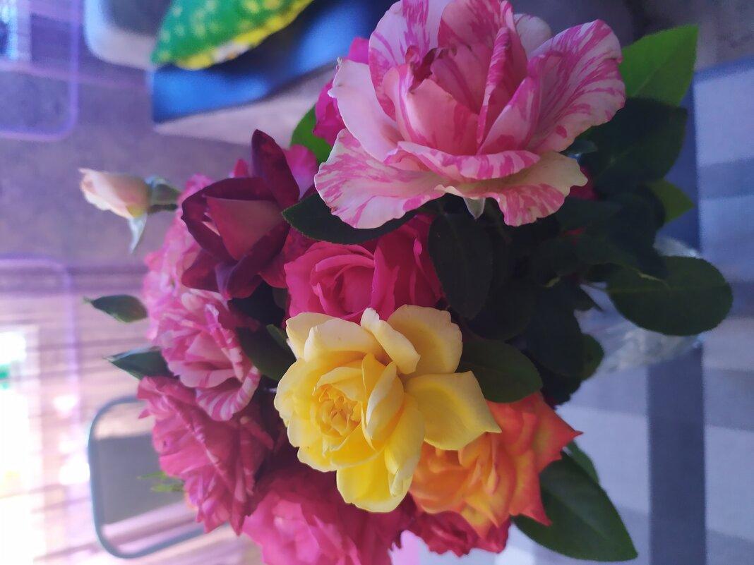 Розы - Валентина