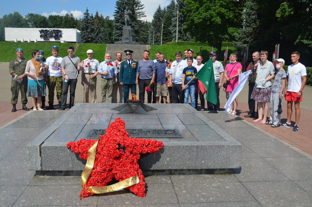 21 июля 2020 г. 79-я годовщина первого освобождения Великих Лук в Великой Отечественной войне... - Владимир Павлов