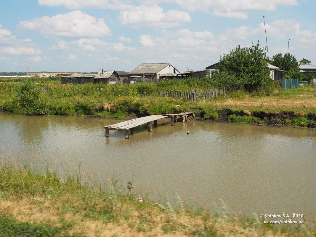 Место для рыбной ловли - Сергей Воинков