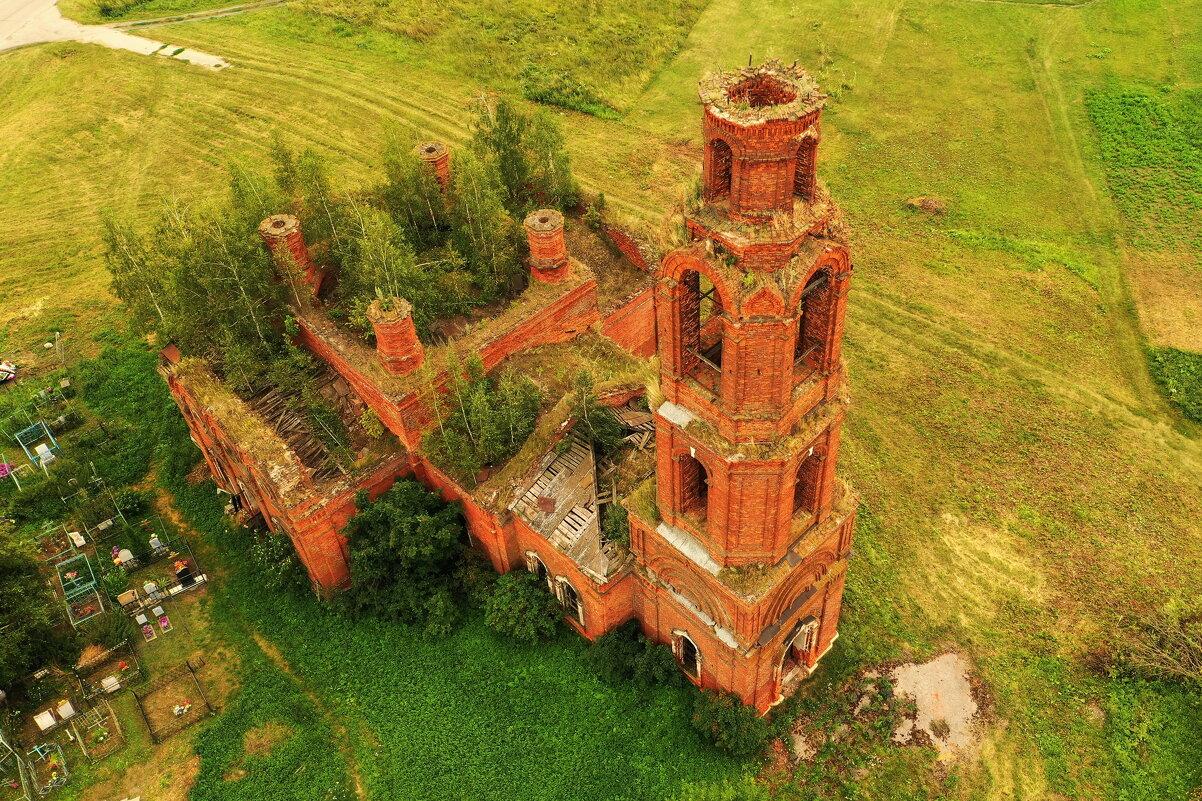 Космодамианская церковь - Grabilovka Калиниченко