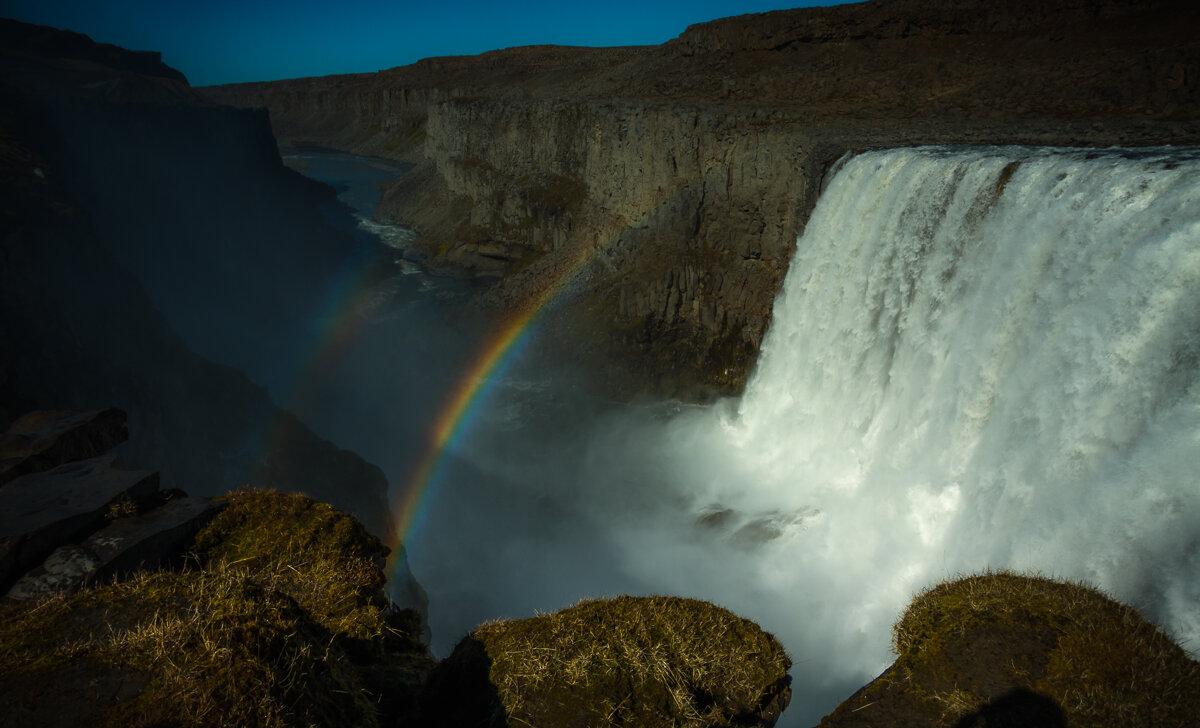 Waterfall Rainbow - алексей афанасьев