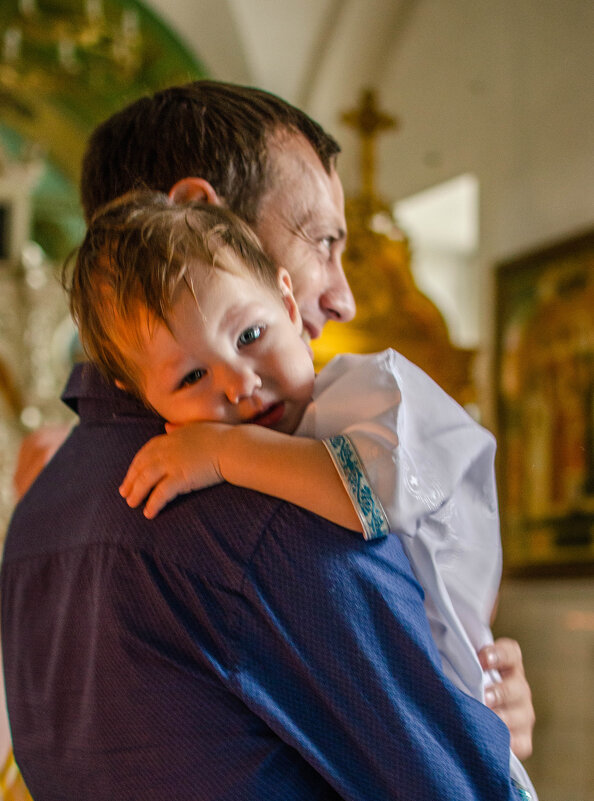 Таинство крещения - Наталья Татьянина