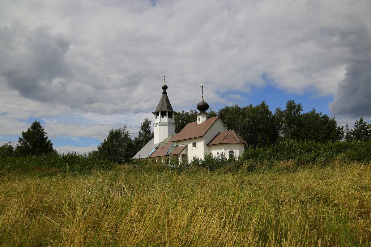 Церковь Смоленской Богоматери - Юрий Моченов