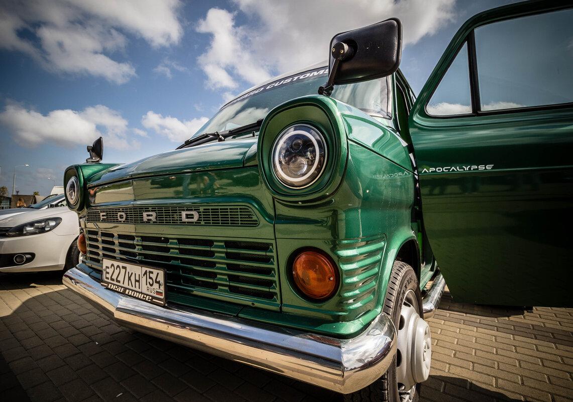 Ford transit 74 год - Юрий Глаголистов