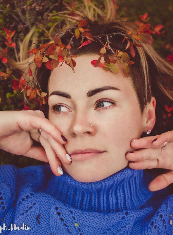 Осень - Надежда Гончарук