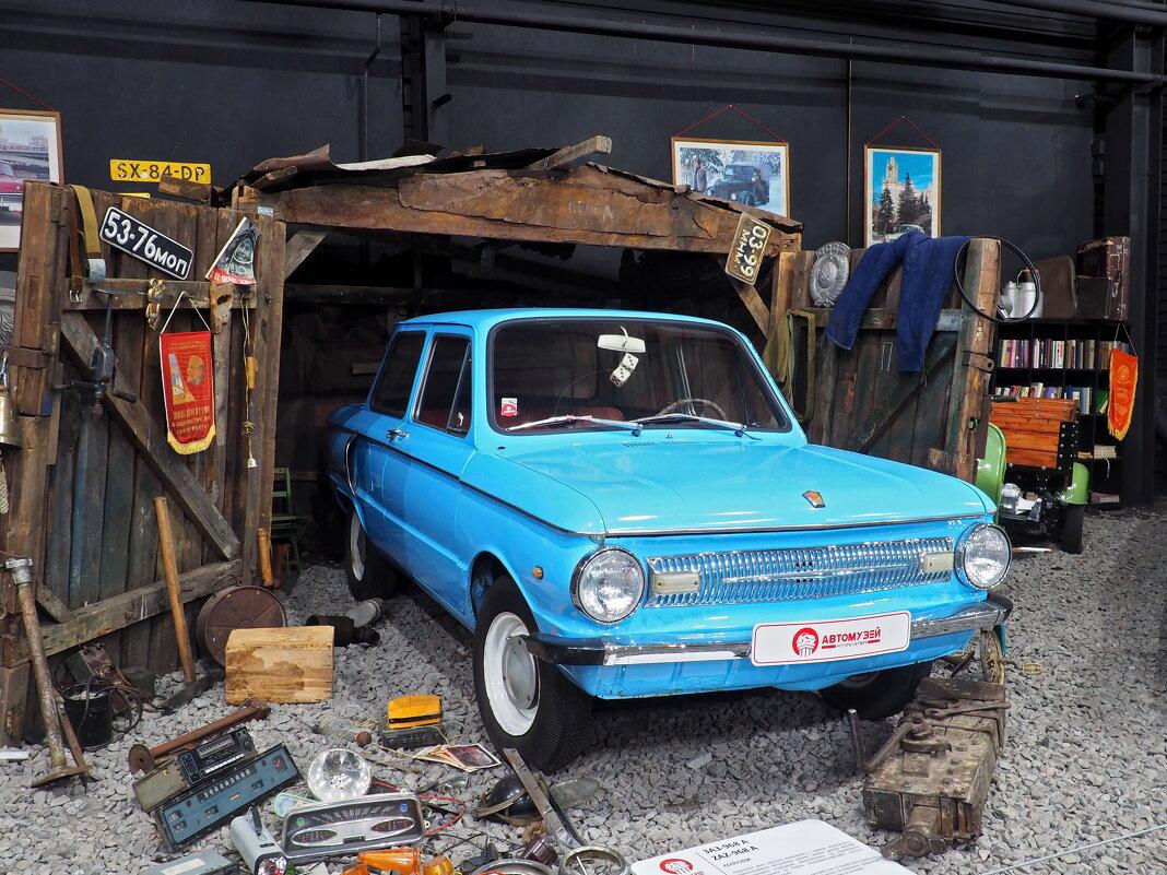 Музей Моторы октября - Yuriy V