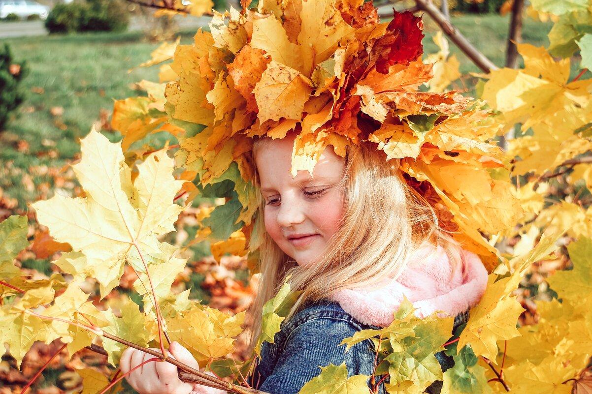 Осень - Иллона Солодкая