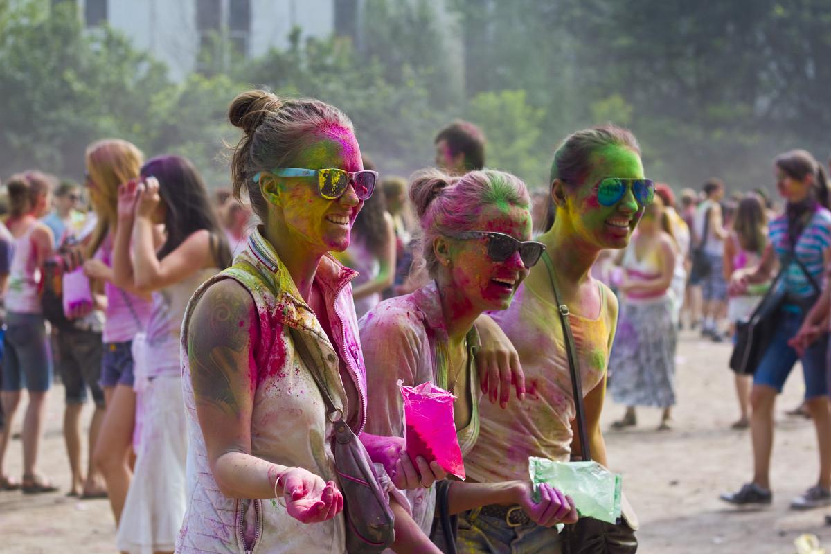 Когда фестиваль красок в санкт петербурге 2018