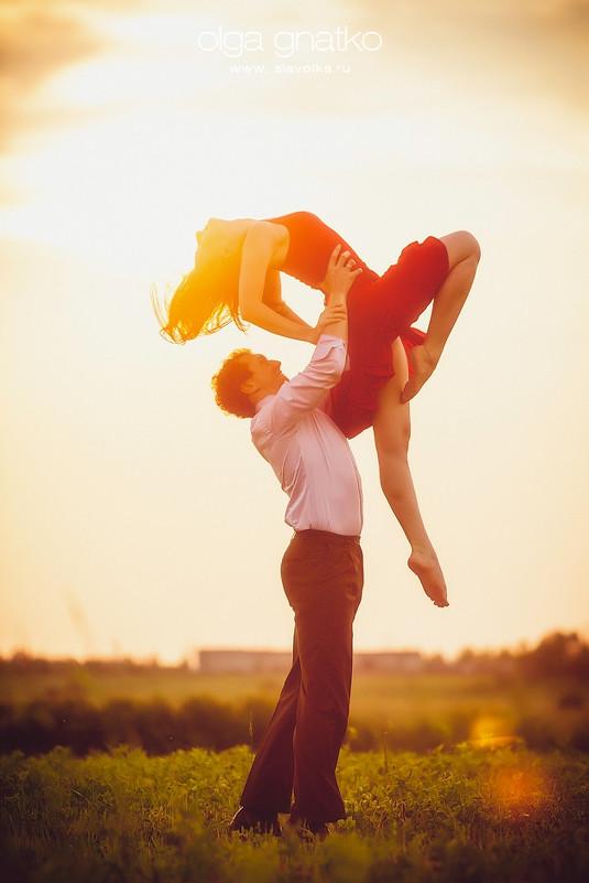 танцы - Ольга Гнатко