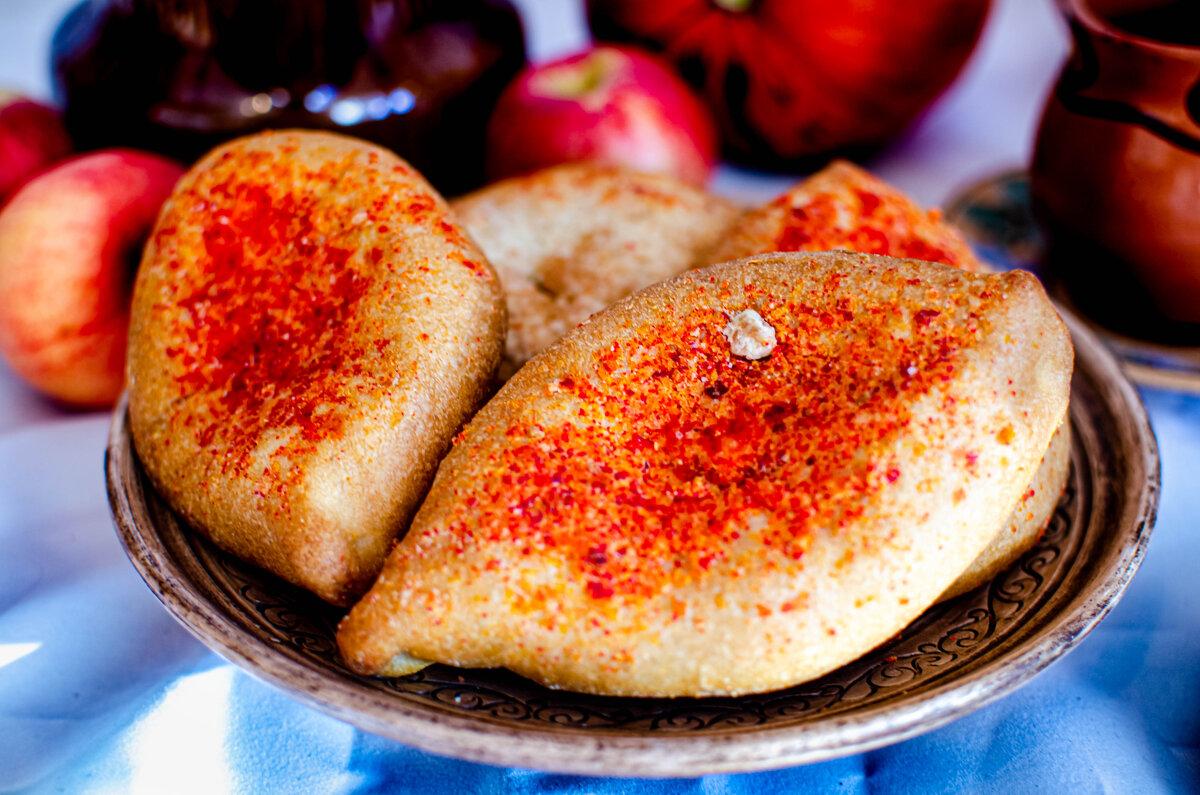 Пирожки печеные с тыквой - Наталья Татьянина