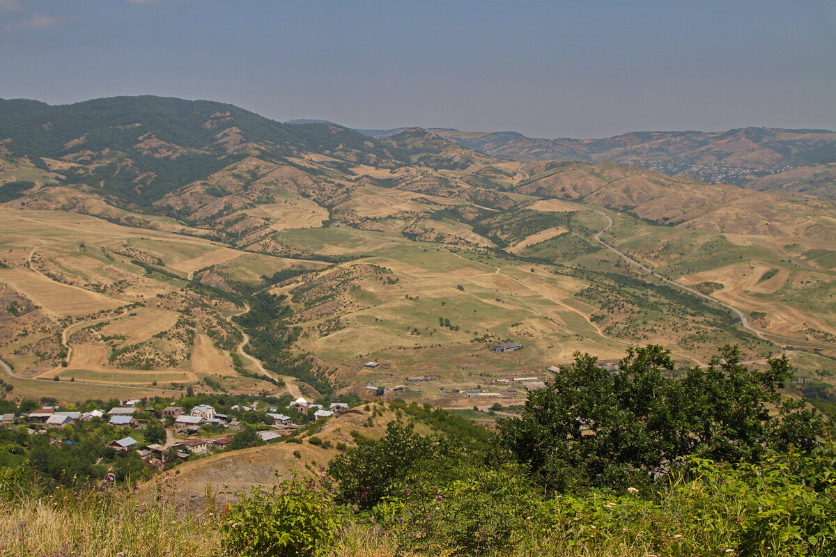 Морщины многострадальной земли. Карабах - M Marikfoto