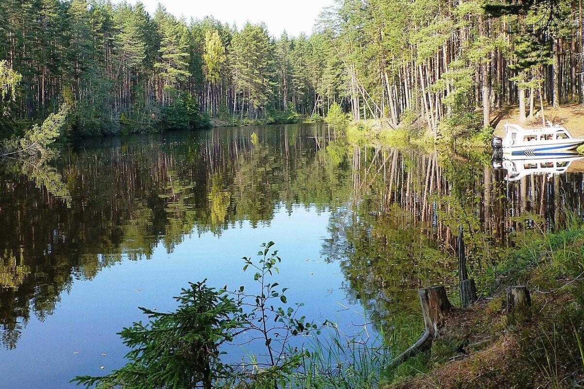 Весьегонские пейзажи - Лидия Бусурина