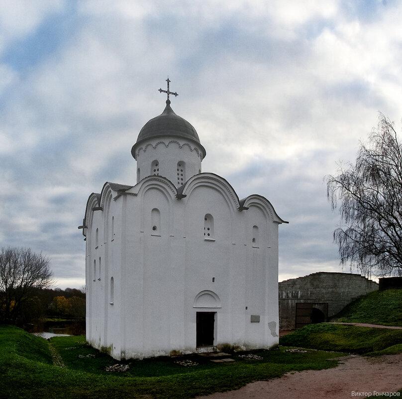 Церковь Георгия Победоносца - Laryan1