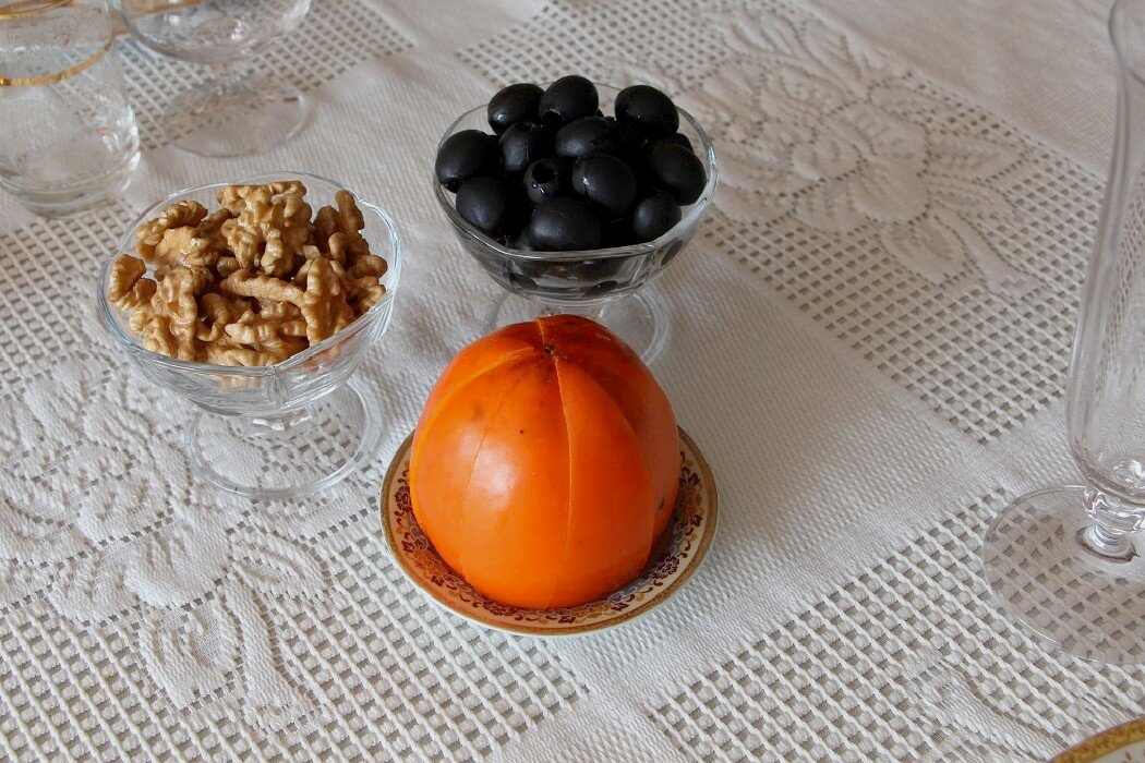 Оранжевый витамин на столе - Надежд@ Шавенкова