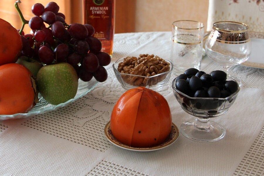 Накрываем праздничный стол - Надежд@ Шавенкова