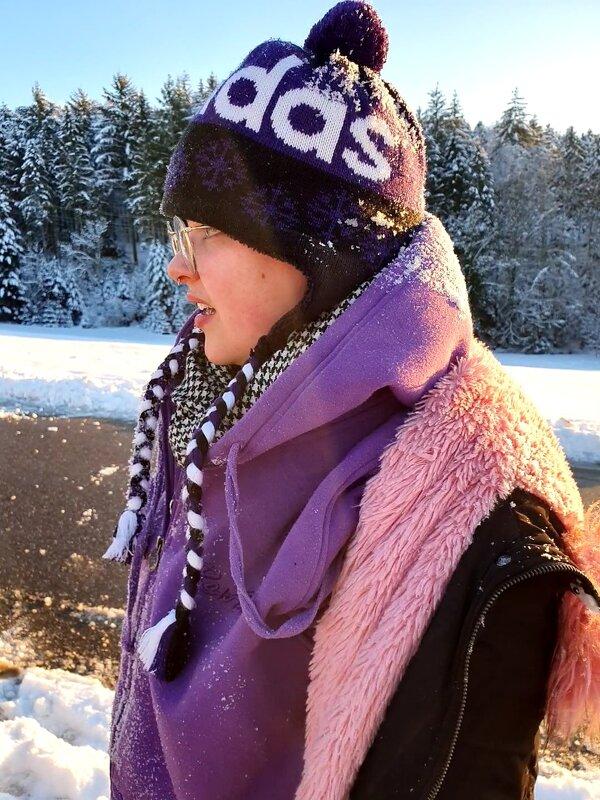 Сонина зима - Борис