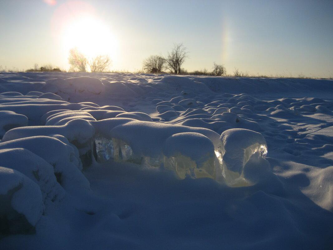 Зима - Anna Ivanova