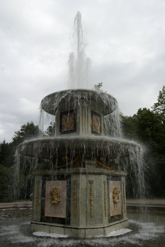 Римский фонтан - Алексей Кудрявцев