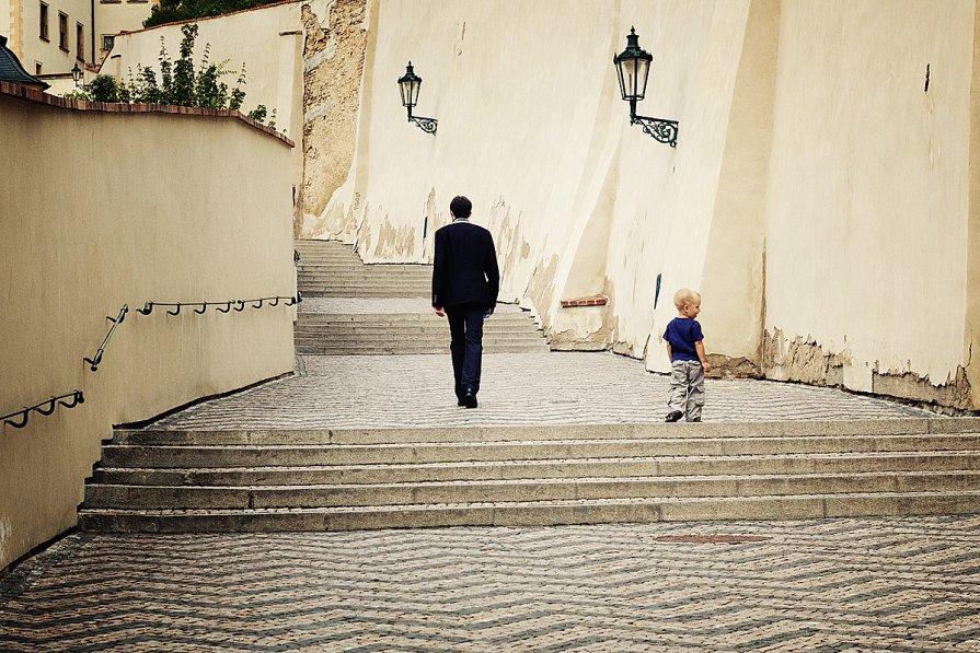 Отношения ребенка с отцом, основные ошибки