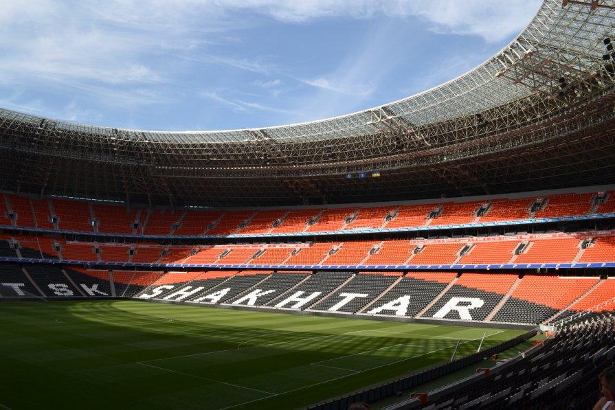 Стадион - Ольга Рыбакова