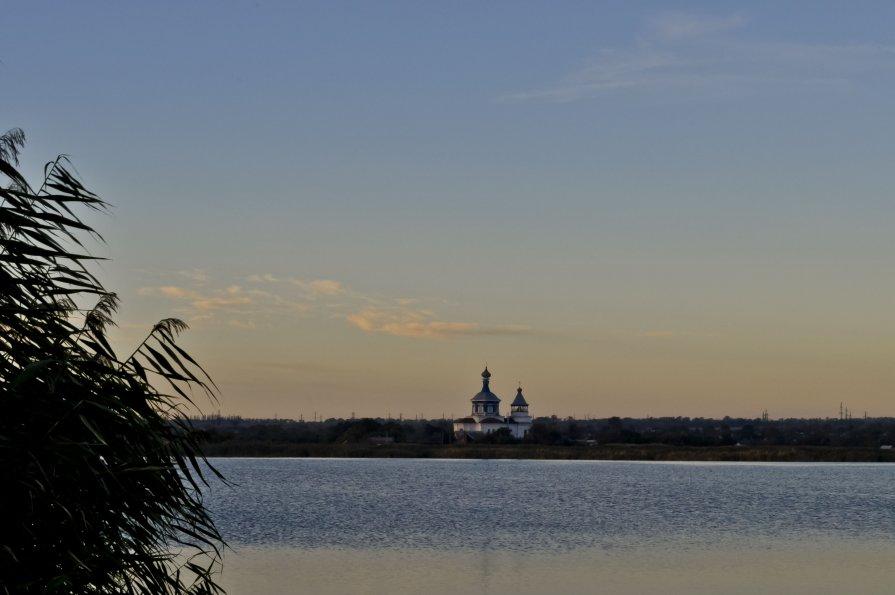 Церковь.Лугань - Константин Лабудя